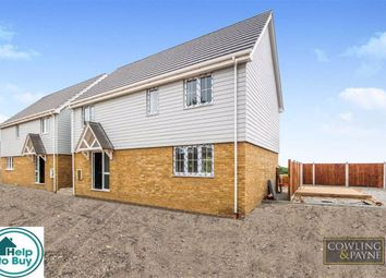 Thumbnail 4 bed detached house for sale in Tilbury Road, West Horndon, Essex