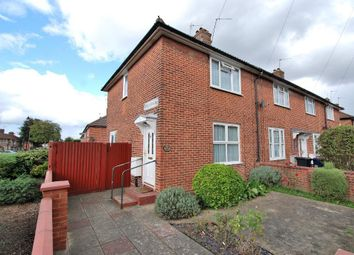 Thumbnail 2 bed end terrace house for sale in Bordars Road, Hanwell, London