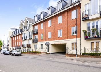 Thumbnail 2 bed flat for sale in Marlborough Road, St.Albans