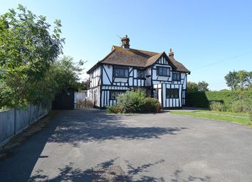 4 bed detached house for sale in Chestfield Road, Chestfield, Whitstable CT5