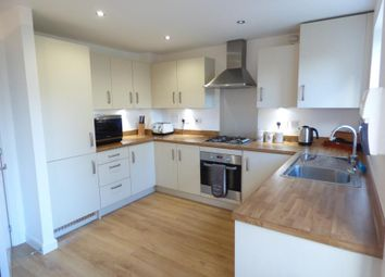 Thumbnail 3 bedroom end terrace house for sale in Great Denham, Bedford