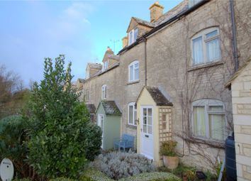 Thumbnail 2 bed terraced house to rent in The Row, Mount Pleasant, Bisley, Stroud