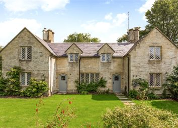 Thumbnail 5 bed detached house to rent in Swinbrook, Burford, Oxfordshire