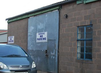Thumbnail Warehouse to let in Sweetmans Yard, Plough Lane, Hereford