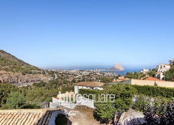 Thumbnail 4 bedroom property for sale in Calpe, Valencia, 03710, Spain