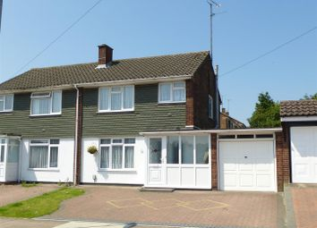 Thumbnail 3 bed semi-detached house for sale in Langdale Road, Dunstable
