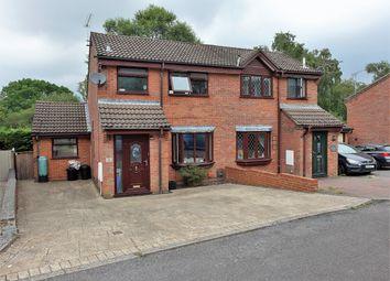 4 bed semi-detached house for sale in Brecon Close, Dibden Purlieu, Southampton SO45