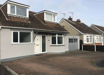 Thumbnail 3 bed bungalow for sale in Cecil Avenue, Sheerness