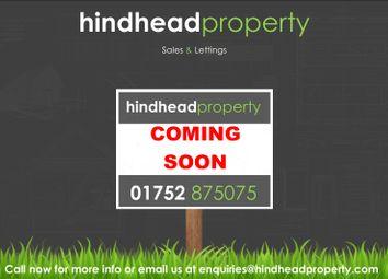 Thumbnail 3 bed semi-detached house for sale in Liskeard Road, Saltash, Cornwall