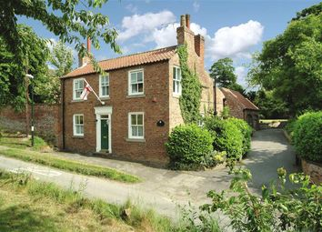 Thumbnail 4 bed detached house for sale in North View House, Goodmanham, York