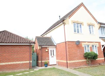 Thumbnail 3 bed semi-detached house for sale in Plummers Dell, Great Blakenham, Ipswich, Suffolk