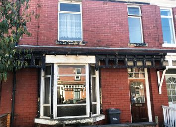 Thumbnail 3 bed terraced house for sale in Arley Avenue, Manchester, Greater Manchester