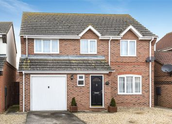Thumbnail 4 bed detached house for sale in Horseshoe Road, Spalding