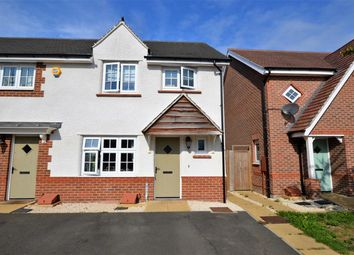 Thumbnail 3 bed end terrace house for sale in Elizabeth Close, Countesthorpe, Leicester