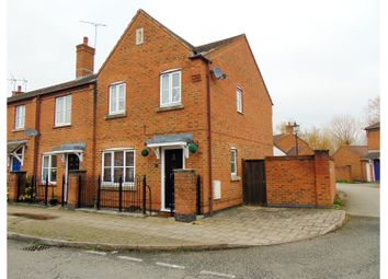 Thumbnail 3 bed end terrace house for sale in Fairford Leys Way, Aylesbury
