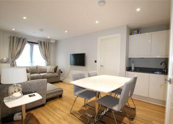 Thumbnail 1 bed flat for sale in Lavender Park Road, West Byfleet, Surrey