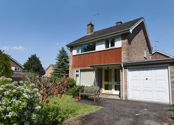 Thumbnail 3 bed detached house for sale in Merlin Way, Leckhampton, Cheltenham