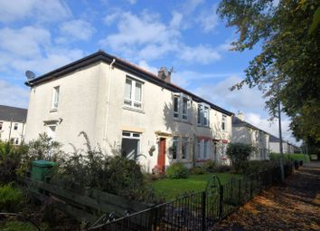 Thumbnail 2 bed flat for sale in Athelstane Road, Glasgow