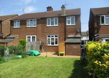 Thumbnail 3 bed semi-detached house for sale in Front Street, Luton