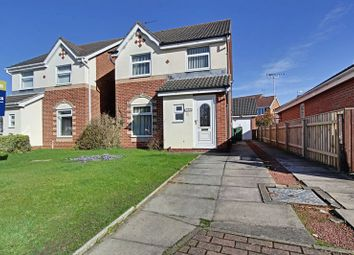 Thumbnail 3 bed detached house for sale in Marchant Close, Beverley
