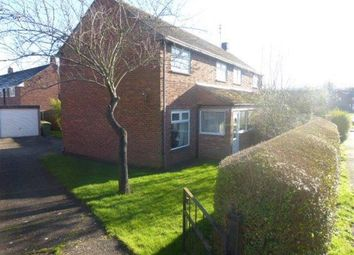 Thumbnail 2 bed semi-detached house for sale in Ashley Avenue, Corby