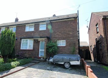 Thumbnail 3 bedroom end terrace house for sale in Newington Avenue, Southend-On-Sea