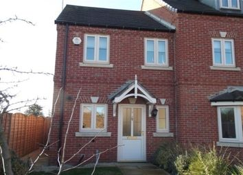 Thumbnail 2 bed property to rent in Netherfield Close, Meden Vale, Mansfield