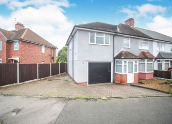 Thumbnail 4 bed semi-detached house for sale in Edmonds Road, Oldbury
