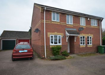 Thumbnail 2 bed semi-detached house for sale in Association Way, Thorpe St. Andrew, Norwich