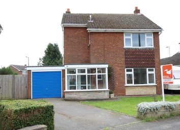Thumbnail 3 bed detached house to rent in Leamington Road, Branston, Burton-On-Trent