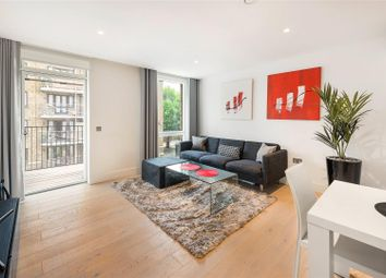 Thumbnail 1 bed flat for sale in Atrium Apartments, 12 West Row, London