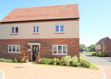Thumbnail 4 bedroom detached house for sale in Pyrus Court, Telford
