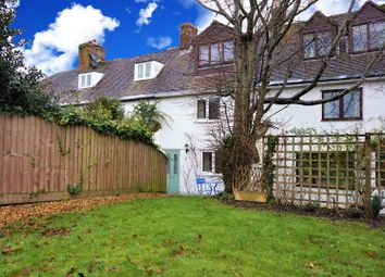 Thumbnail 2 bed terraced house for sale in School Lane, Blandford Forum