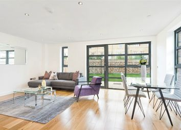 Thumbnail 3 bed flat for sale in Alwen Court, 6 Pages Walk, London