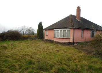 Thumbnail 3 bed detached bungalow for sale in Appledene, Church Road, Whimple, Exeter, Devon