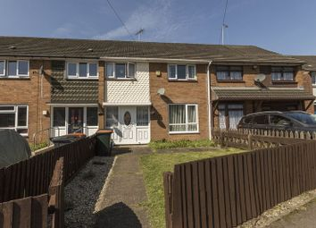Thumbnail 3 bed terraced house for sale in Moore Crescent, Newport