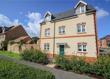 Thumbnail 6 bed detached house for sale in Lucinda Walk, Bagshot, Surrey