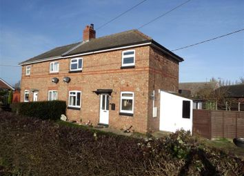 Thumbnail 3 bed semi-detached house for sale in Park Lane, Billinghay, Lincoln, Lincolnshire
