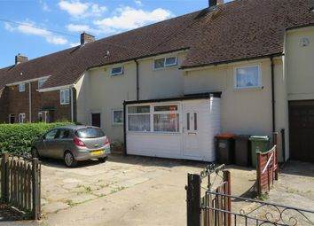 Thumbnail 3 bed terraced house for sale in Manor Park, Houghton Regis, Dunstable