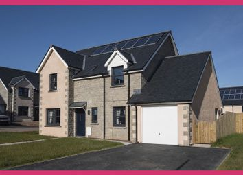 Thumbnail 4 bed detached house for sale in Plot 29, Peelwalls Meadows, Eyemouth