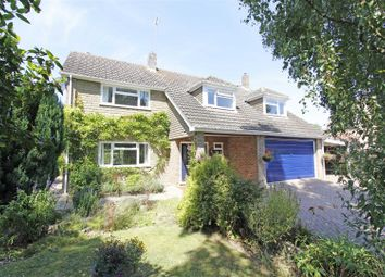 Thumbnail 4 bed detached house for sale in Witham-On-The-Hill, Bourne