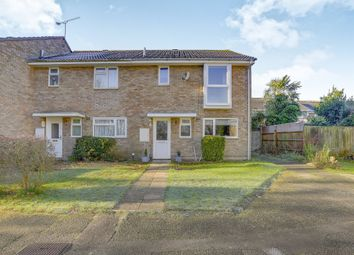 Thumbnail 3 bed end terrace house for sale in Hampden Close, Poundhill, Crawley