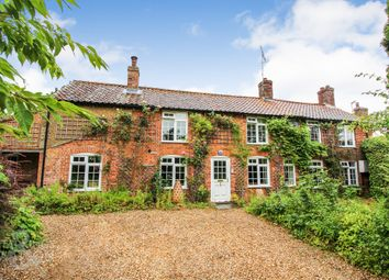 Thumbnail 4 bed cottage for sale in Eastgate Street, North Elmham, Dereham