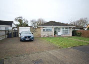 Thumbnail 2 bed detached bungalow for sale in Shepherds Walk, Chestfield, Whitstable