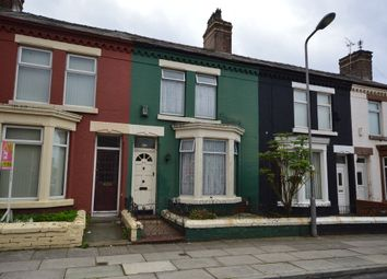 Thumbnail 3 bedroom terraced house for sale in Bedford Road, Bootle, Liverpool