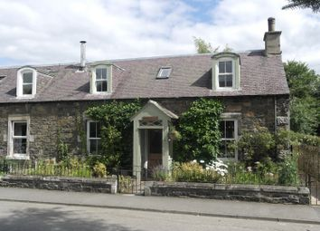 Thumbnail 4 bed cottage for sale in Rosetta Road, Peebles