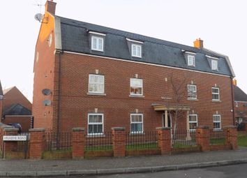 Thumbnail 2 bed flat for sale in Ulysses Road, Swindon