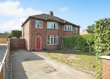 Thumbnail 3 bed semi-detached house for sale in Wistaston Road, Willaston, Nantwich
