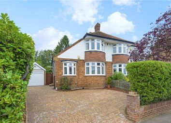 Thumbnail Semi-detached house for sale in Cromford Way, New Malden