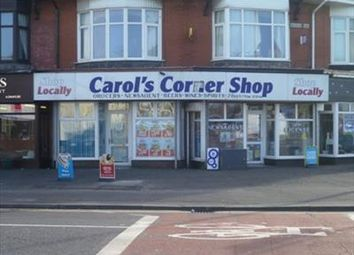 Thumbnail Commercial property to let in Carols Corner Shop, Waterloo Road, Blackpool